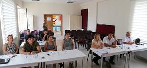 Edirne Belediyesine kurumsal kapasiteyi artırmak için eğitim