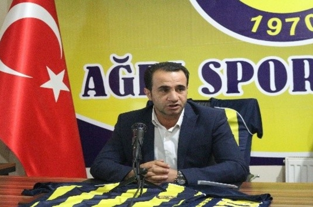 Ağrı 1970 Spor'da Ziraat Türkiye Kupası heyecanı