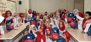 İpekyolu Belediyesi'nden Kur'an Kursu öğrencilerini unutmadı