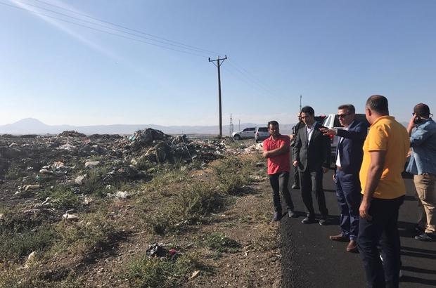 Vali Elban, ziyaretlerine devam ediyor