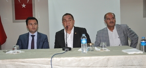 AK Parti Muş Milletvekili Şimşek Bulanık'ta 'Malazgirt 1071 Anma Programı' Toplantısı