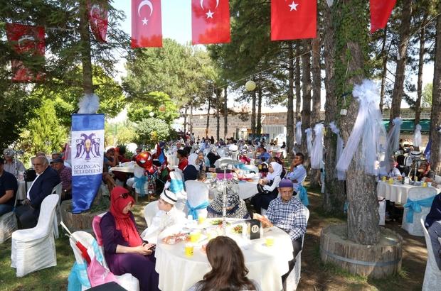 Erzincan Belediyesi 100 Çocuğa Sünnet Şöleni düzenledi