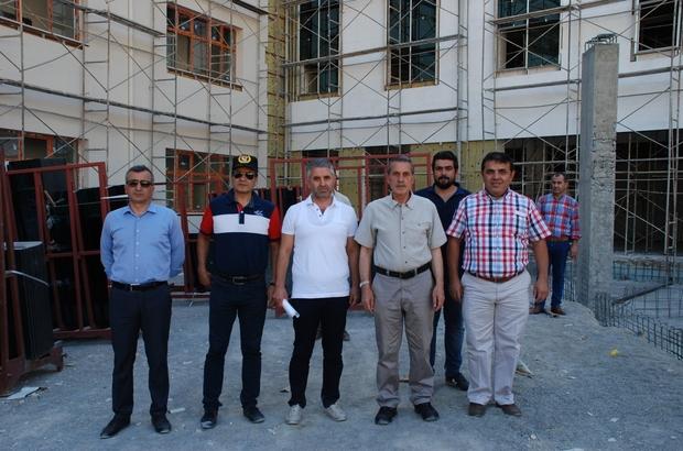 Vali Kalkancı'dan kamu yatırımlarına sıkı takip