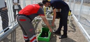 İtfaiye ekipleri akaryakıt istasyonlarını denetledi