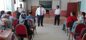 Diyadin'de yetiştirme programı