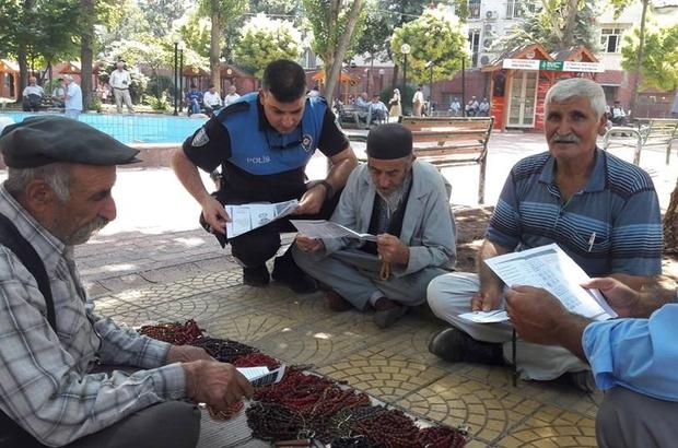 Kurban Bayramı öncesi polislerden sahte para uyarısı