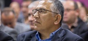 İsmail Cengiz Kazakistan'da