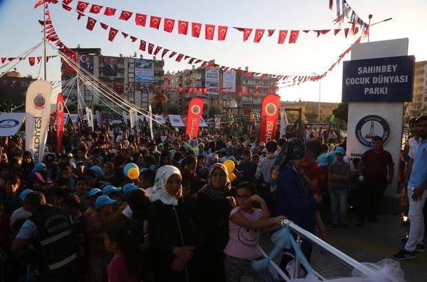 Şahinbey Belediyesinden Siirt'e uzanan kardeşlik eli