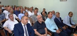 Vali Ustaoğlu, Bitlis esnafı ile bir araya geldi