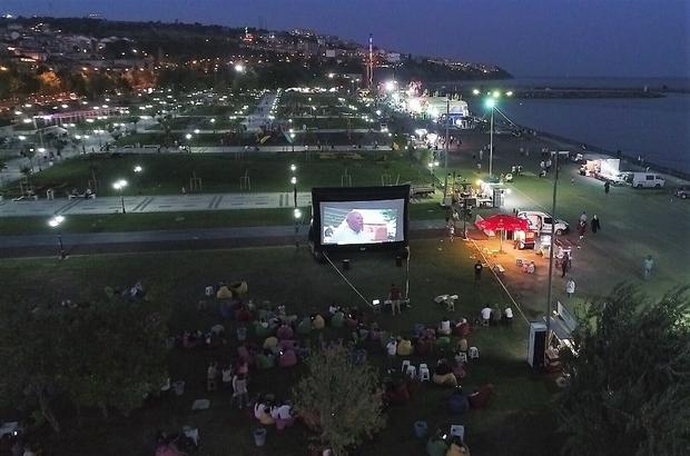 3. Açık Hava Sinema Geceleri Hükümet Kadın ve Eyvah Eyvah 2 ile devam etti