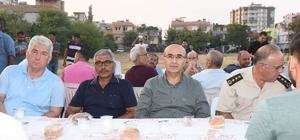 Vali Mahmut Demirtaş, şehit polis memuru Hacı Ahmet Öztürk için düzenlenen mevlide katıldı
