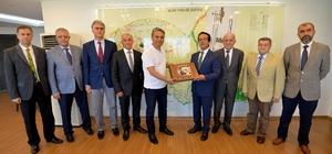 Muratpaşa'ya YÖREX daveti