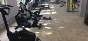 Altıntaş'a fitness salonu