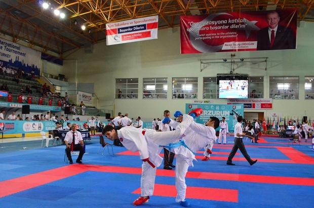Karate için geri sayım