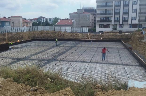 TESKİ Çorlu'ya yeni su depoları yapıyor