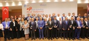 GASKİ burgulu hidroelektrik santrali projesi ile 1.'lik ödülünü aldı