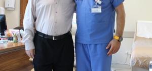 Kuzey Iraklı hasta sağlığına Eskişehir'de kavuştu