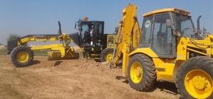 Harran'a 60 bin metrekarelik mesire alanı yapılıyor