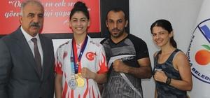 Muay Thai Genç Kızlar Dünya Şampiyonu Samandağ'dan