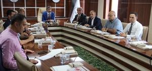 Tarım Platformu Ağustos ayı toplantısı yapıldı