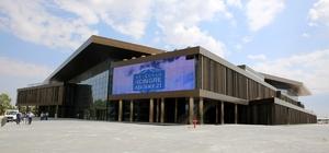 Başkan Altay, Selçuklu Kongre Merkezini tanıttı