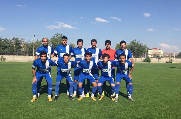 Yeşilyurt Belediyespor, hazırlık maçında berabere kaldı