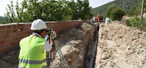 Bozarmut Mahallesi sağlıklı altyapıya kavuştu