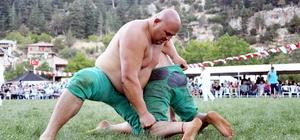 Karakucak Güreşleri, 24 Ağustos'ta Abanoz Yaylası'nda başlıyor