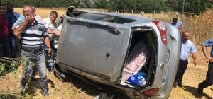 Sürücü direksiyon hakimiyetini kaybetti: 1 ölü