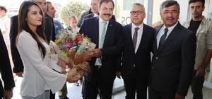 Orman ve Su İşleri Bakanı Prof. Dr. Eroğlu, Niğde Belediyesi'ni ziyaret etti