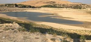 Malatya'da Orduzu Göleti kurudu