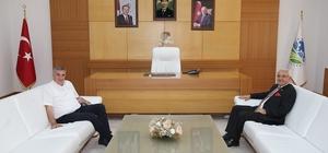 Başkan Toçoğlu Başsavcı Dursun'u ağırladı