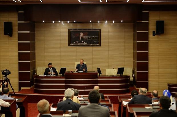 Erzurum'da İl Ekonomi ve Kalkınma toplantısı düzenlendi