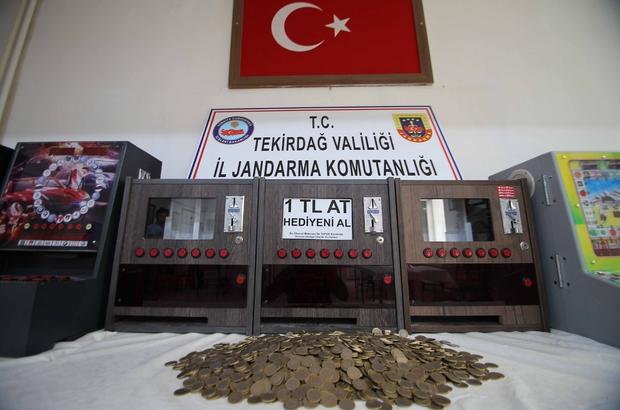Jandarmadan kumar operasyonu