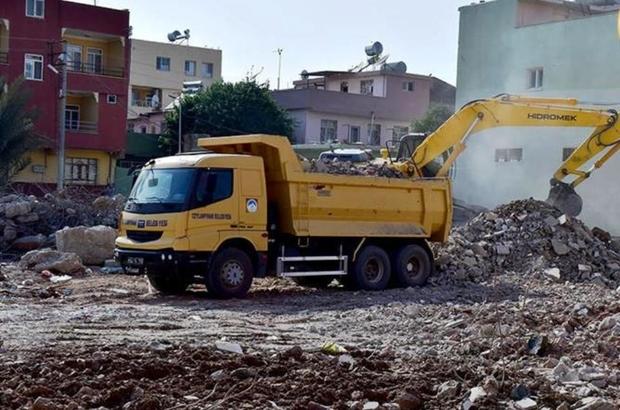 Ulu Caminin Temeli Ceylanpınar Belediyesi tarafından kazıldı