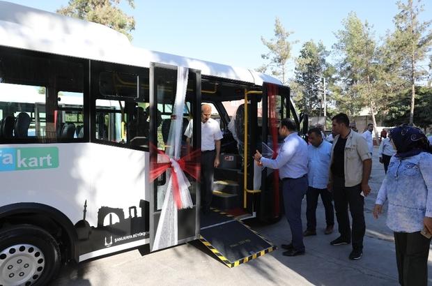 Büyükşehir Belediye Başkanı Nihat Çiftçi Birecik'teki çalışmaları inceledi