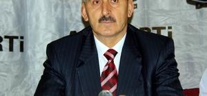 Mehmet Teyyare, AK Parti Samsun İl Başkanılığı'na aday