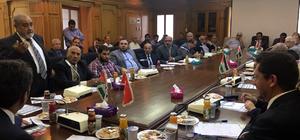 YTB, Türkiye mezunlarını Ürdün'de buluşturdu
