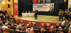 Bilim, Sanayi ve Teknoloji Bakanı Özlü, Kırklareli'de