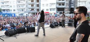 """Nusaybin """"2. Kültür ve Sanat Festivali"""" sona erdi"""
