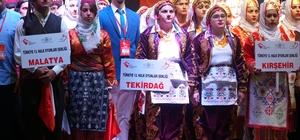 Türkiye 13. Halk Oyunları Şenliği