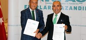 ANFAŞ ile TÜÇİAD arasında iş birliği protokolü