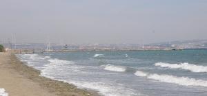 Yalova'da balıkçı teknesi alabora oldu
