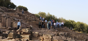 Aigai Antik Kenti'nde kazı çalışmaları sona erdi