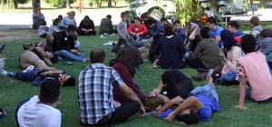 Muğla'da 75 yabancı uyruklu yakalandı