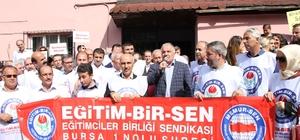 Bursa'da kadın velinin öğretmeni bıçaklaması