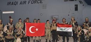 """Genelkurmay Başkanlığı: """"Türk Silahlı Kuvvetleri tarafından 18 Eylül'den itibaren Silopi/Habur bölgesinde icra edilmekte olan tatbikatın üçüncü safhasına 26 Eylül tarihinde başlanacaktır. Tatbikatın bu safhası, bugün akşam saatlerinde bölgeye intikal eden Irak Silahlı Kuvvetlerine bağlı birlik ve unsurların da katılımıyla birleşik olarak icra edilecektir."""""""