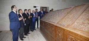 Orman ve Su İşleri Bakanı Eroğlu Bayburt'ta: