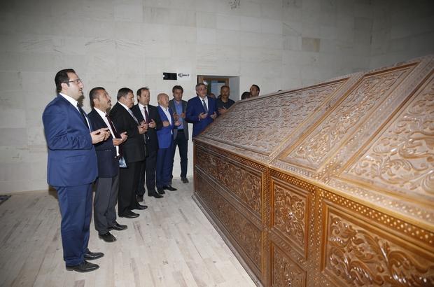 Orman ve Su İşleri Bakanı Eroğlu Bayburt'ta