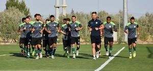 Atiker Konyaspor'da Vitoria Guimaraes maçı hazırlıkları